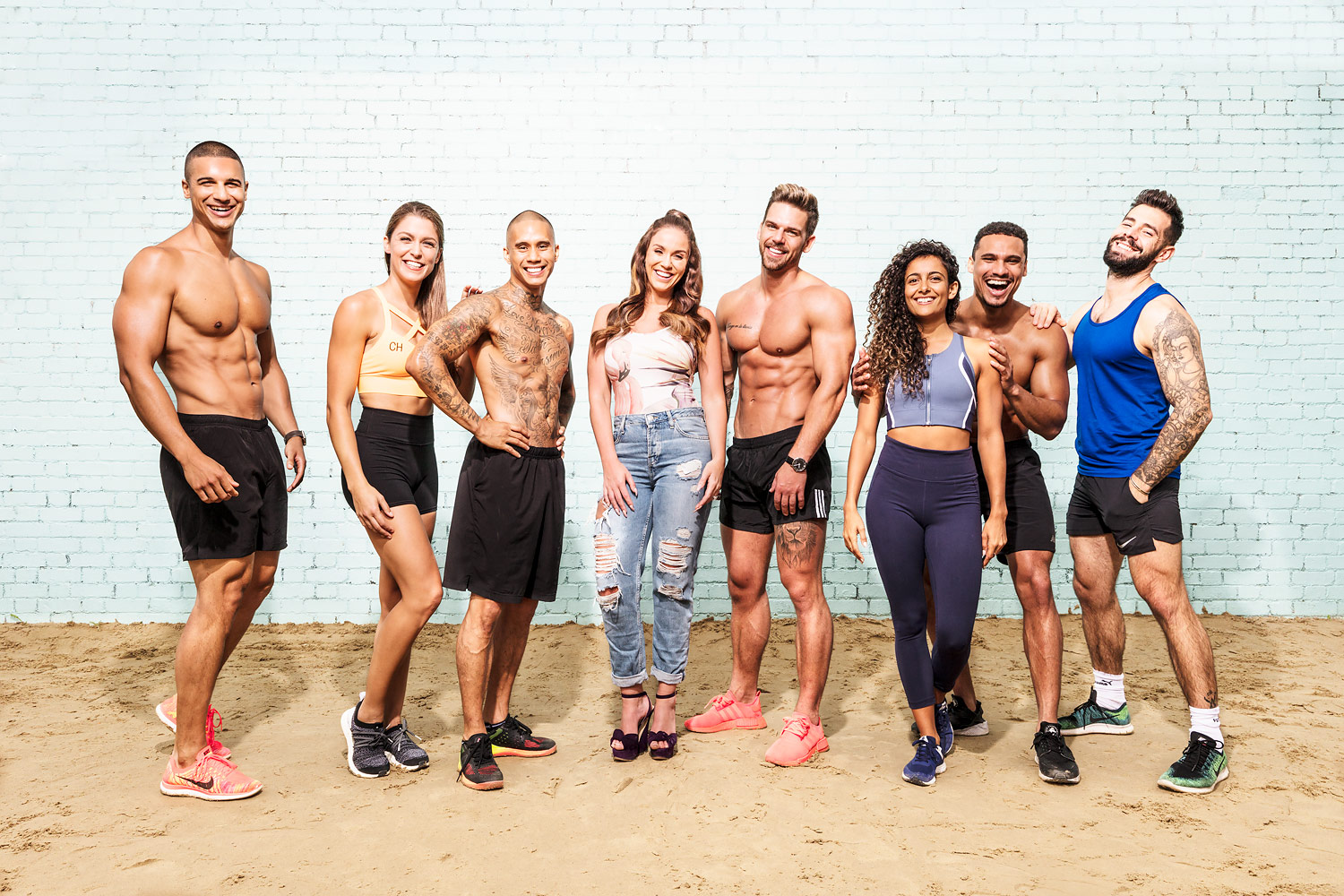 MTV Ex on the beach: body sos