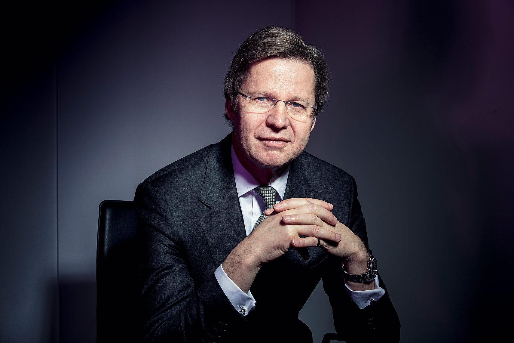 David Forbes-Nixon 	Chairman & Chief Executive Officer Alcentra Fund